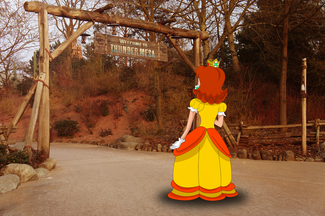 File:Daisy in frontierland by zefrenchm-d60bm4s.png
