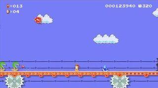 Super Daisy Land (Super Mario Maker) World 2 Part 2