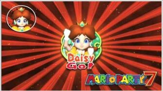 Mario Party 7 Daisy Voice