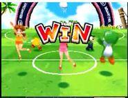 Daisy winning animation