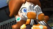 Mario Strikers Charged Daisy's Animations Regular Uniform Home