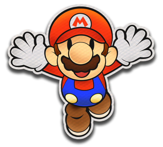 File:Paper mario color splash style by fawfulthegreat64-dajyj1f.png