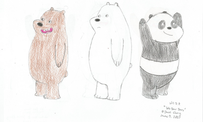 We Bare Bears (Second Picture 1)