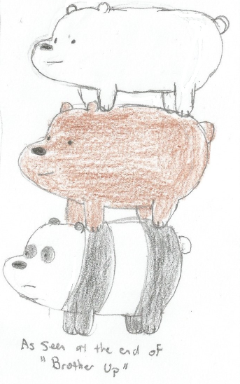 We Bare Bears Stack (As Seen in Brother Up)
