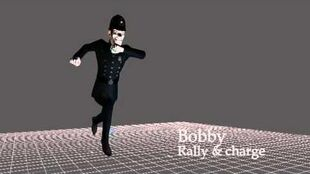 Animation Bobby and NPC - We Happy Few