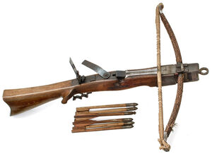 European 18th Century Crossbow