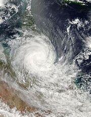 200px-Cyclone Larry 20 mar 2006 0355Z