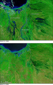 250px-CycloneLarryFlooding MODIS 20060327