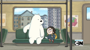 Chloe and Ice Bear 058