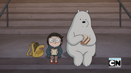 Chloe and Ice Bear 183