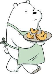 We Bare Bears Ice Bear 1 (1)