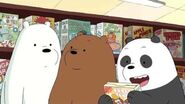 Next Best Cereal Mascot - We Bare Bears