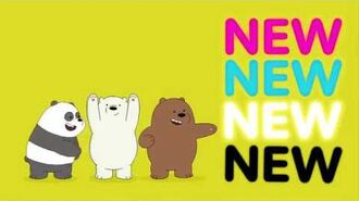 New Episodes In Two Weeks (PROMO) - We Bare Bears