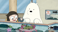 Chloe and Ice Bear 139