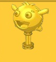 Bounce'N'Burst Trophy