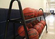ANT's Basketball Rack