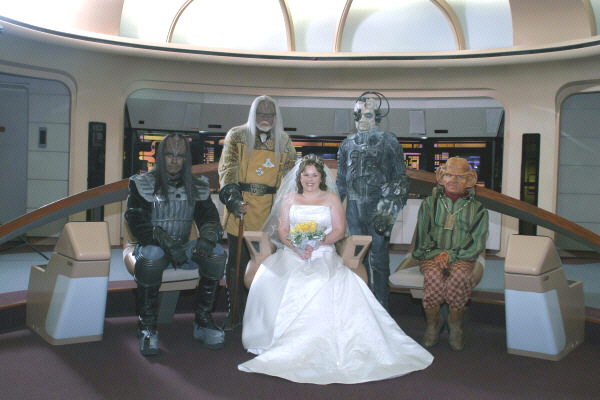 Star Trek Wedding The Everything Wedding Wiki Fandom