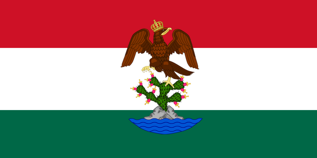 File:Alternate Mexican Empire Flag.png