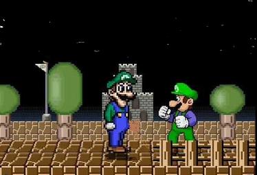 Luigi vs Weegee