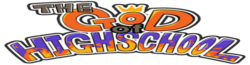 File:The God of High School Wiki-wordmark.png