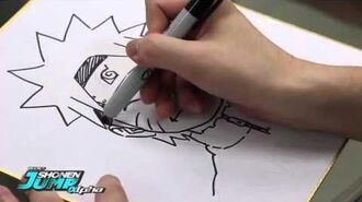 Shonen Jump Alpha Famous Mangaka Drawing HD