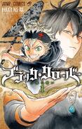 Black Clover WSJ Volume 1
