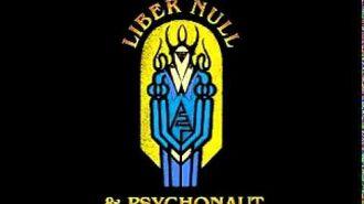 Liber Null (intro to chaos magick) - Peter J Carroll pt1