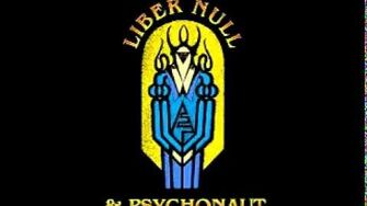 Liber Null (intro to chaos magick) - Peter J Carroll pt1