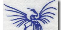 Chinese Crane Symbol