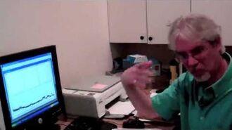 Chi Energy Instructor emits High Levels of Biophotons...