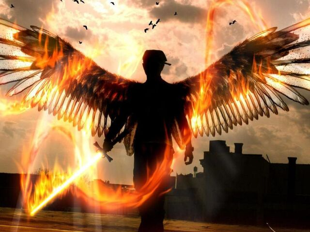 File:Angel-with-flaming-fiery-sword-photoshop.jpg