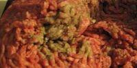 Rotten meat