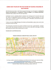 Future of council housing in Southwark Page 4