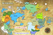 WSL1801-Weltkarte