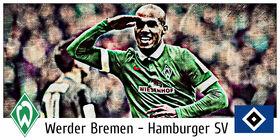 Matches 19 April Werder vs HSV