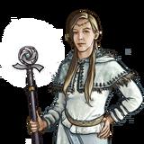Mage-white female