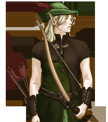 File:Elvish Archer female.png