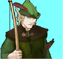 Elvish Archer Male