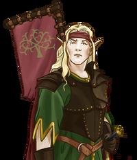 Elvish Captain