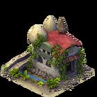 Le081 forest cottage house last