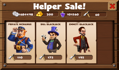 Helper Sale 2014-11-11
