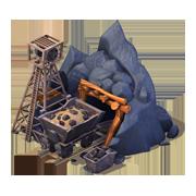 Wt iron mine generator market
