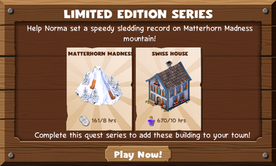 Matterhorn Madness LE