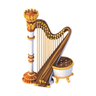 Wt giant harp ea market