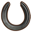 Wt horseshoe collectable doober