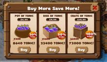 Buy More Save More 2014-08-19