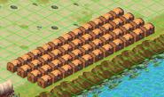 44 Treasure Chests Unopened
