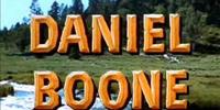 Daniel Boone (series)