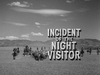 Incident of the Night Visitor