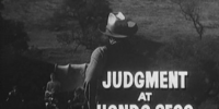 Judgment at Hondo Seco